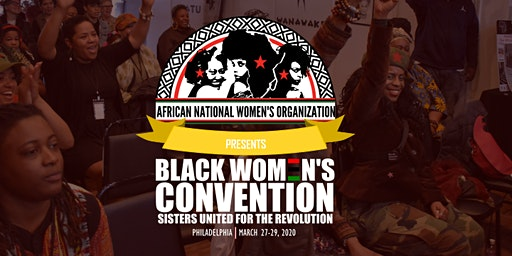 ANWO Black Women's Convention 2020