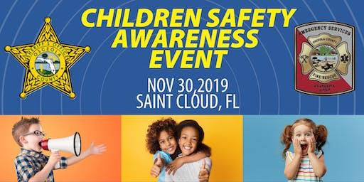Children Safety Awareness Event - Saint Cloud FL