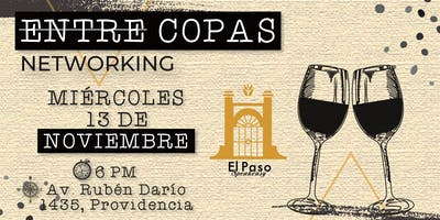 Entre Copas Networking by Wolf Marketing 360