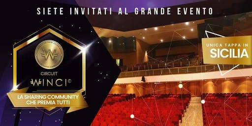 Evento AWR-WINCI a Messina - unica Tappa in Sicilia