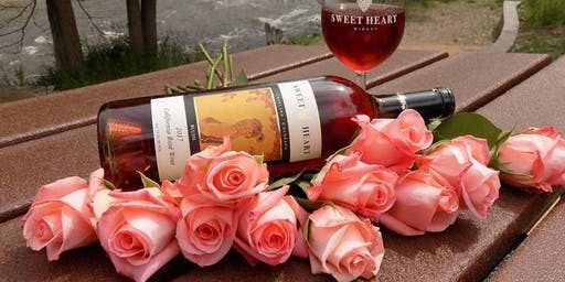 Sweet Heart Winery's Annual Valentine and Wine Party