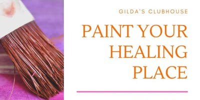 PAINT YOUR HEALING PLACE
