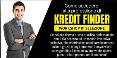 Come accedere alla professione di Kredit Finder
