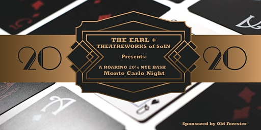 The Roaring 20's NYE Monte Carlo Night