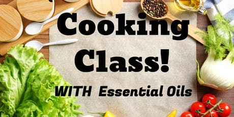 Cooking with Essential Oils tickets