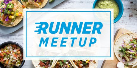 Runner Meet Up-Dinner On Us tickets