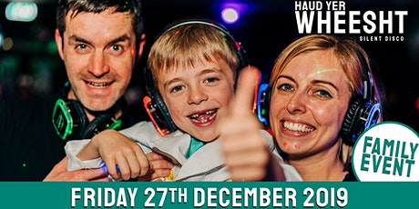 HYW Family Christmas Silent Disco at Pinkertons (27th December) tickets
