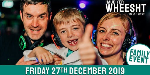 HYW Family Christmas Silent Disco at Pinkertons (27th December)