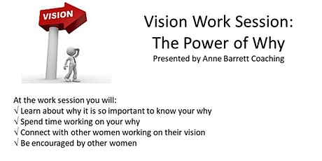 12-18-19 Vision Work Session: The Power of Why tickets