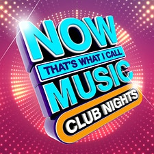 NOW That's What I Call Music: Club Nights logo