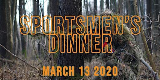 2020 Sportsmen's Dinner