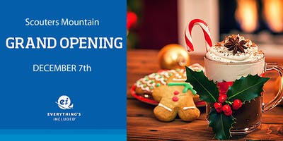 Scouters Mountain Grand Opening