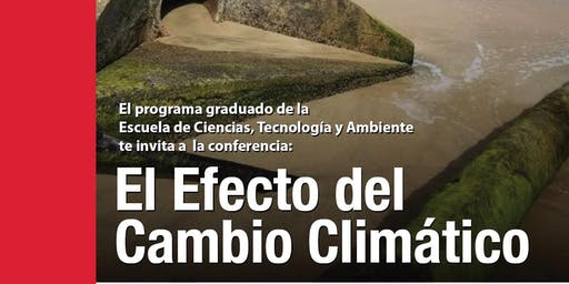 El Efecto del Cambio Climático
