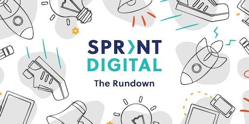 The Rundown: Introducing Sprint Digital