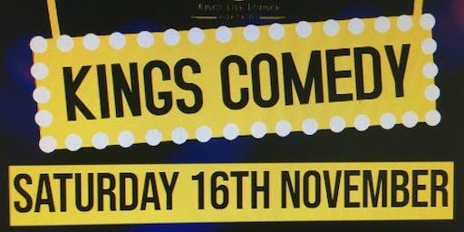 Kings Comedy Live