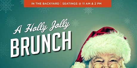Christmas Brunch in The Backyard tickets