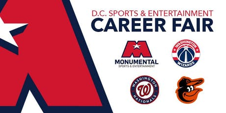 D.C. Sports & Entertainment Career Fair with the Washington Wizards tickets