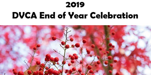 2019 DVCA End of Year Celebration