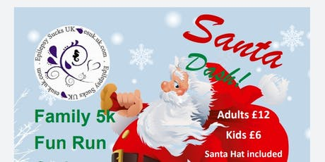 Craigavon Lakes Santa Dash tickets