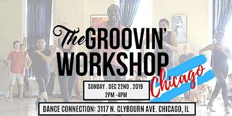 Groovin' Foot Workshop - Chicago 2019 tickets