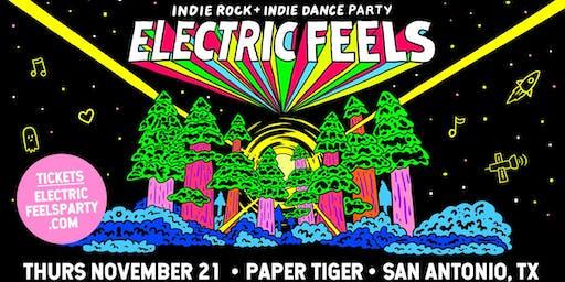 Electric Feels: Indie Rock + Indie Dance Party. *San Antonio*