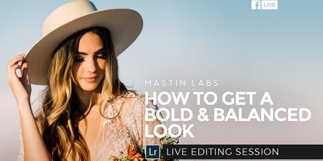 How to Get a Bold & Balanced Look tickets