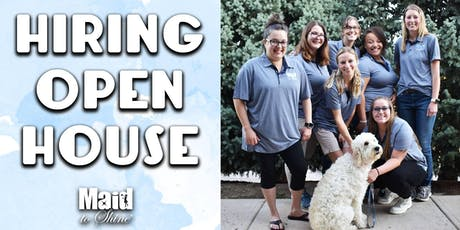 Interview Guaranteed | Hiring Open House tickets