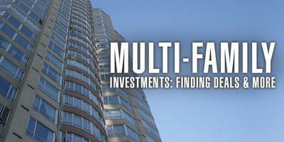 Investing In Multifamily Properties: Finding & Acquiring Deals