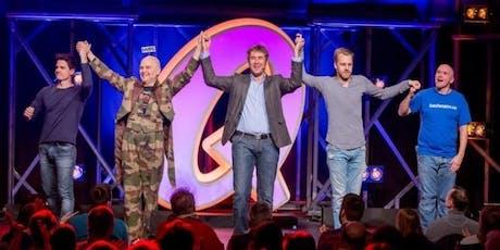 Berliner Schnauze Tour + Quatsch Comedy Club Tickets