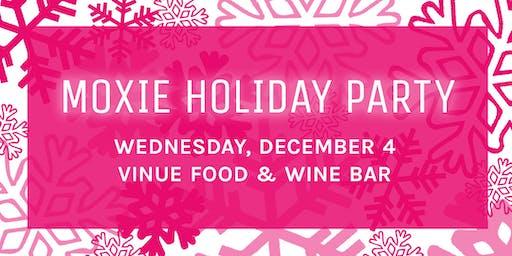 Moxie Holiday Party