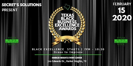 Black Business Excellence Awards tickets