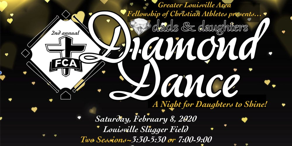 Louisville Events 2020.Dad Daughter Diamond Dance Tickets Sat Feb 8 2020 At 3 30