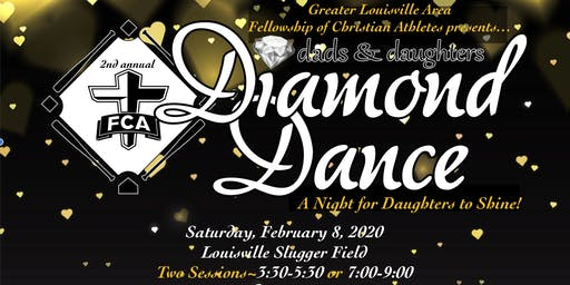 Dad Daughter Diamond Dance