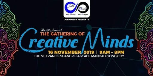 The Gathering of Creative Minds