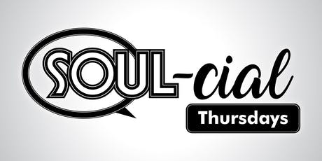 Soulcial Thursdays...on a Wednesday tickets