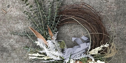 Seasonal Ethereal Wreath Making Workshop