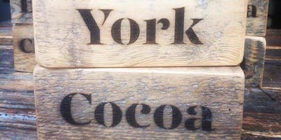 Chocolate Manufactory Guided Tour - April Tour Dates