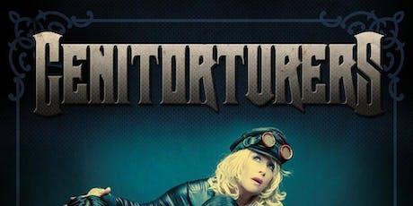 Genitorturers @ The Orpheum tickets