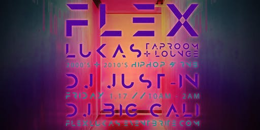 Flex @ Lukas Taproom and Lounge