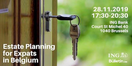 Estate Planning for Expats in Belgium