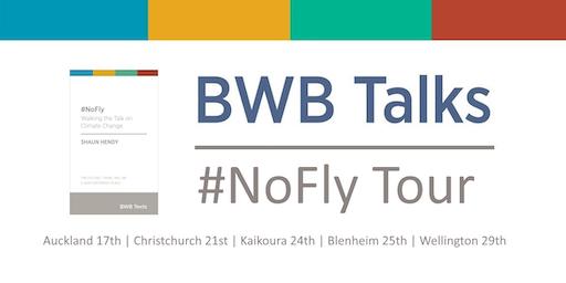 BWB Talks: #NoFly Tour (Auckland)