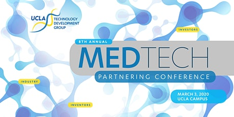 8th Annual MedTech Partnering Conference 2020 tickets