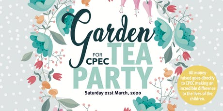CPEC Garden Tea Party tickets