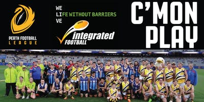 C'MON PLAY! Free Aussie Rules Football Clinic for People with Disability