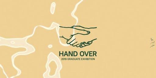 Handover: UQ Architecture Graduate Exhibition
