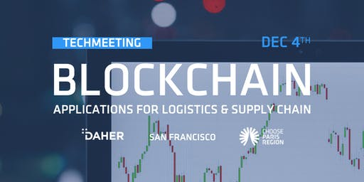 TechMeeting - Blockchain Applications for the Supply Chain