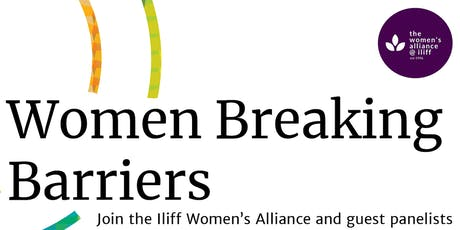 Women Breaking Barriers tickets
