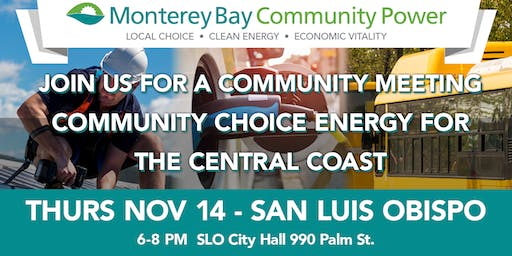 Learn about your January 2020 enrollment with Monterey Bay Community Power