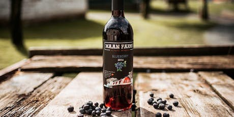 Fruit Wine Master Class With Farm Bites Hosted by Maan Farms tickets