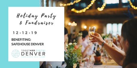 Together Digital Denver | Holiday Party + Fundraiser tickets